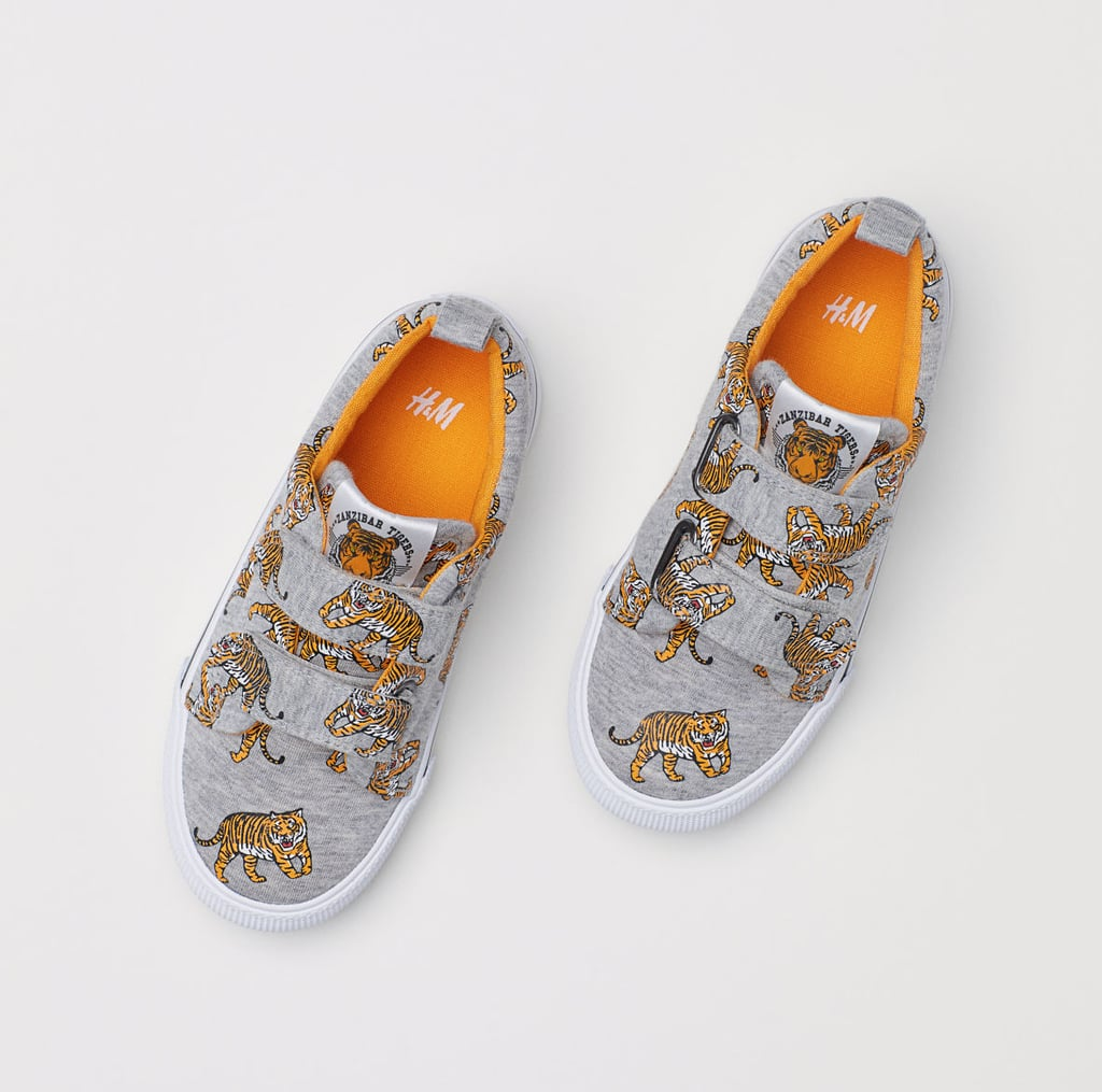 H&M Printed Pattern Sneakers