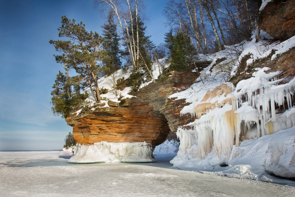 Apostle Island Ice Caves, WI