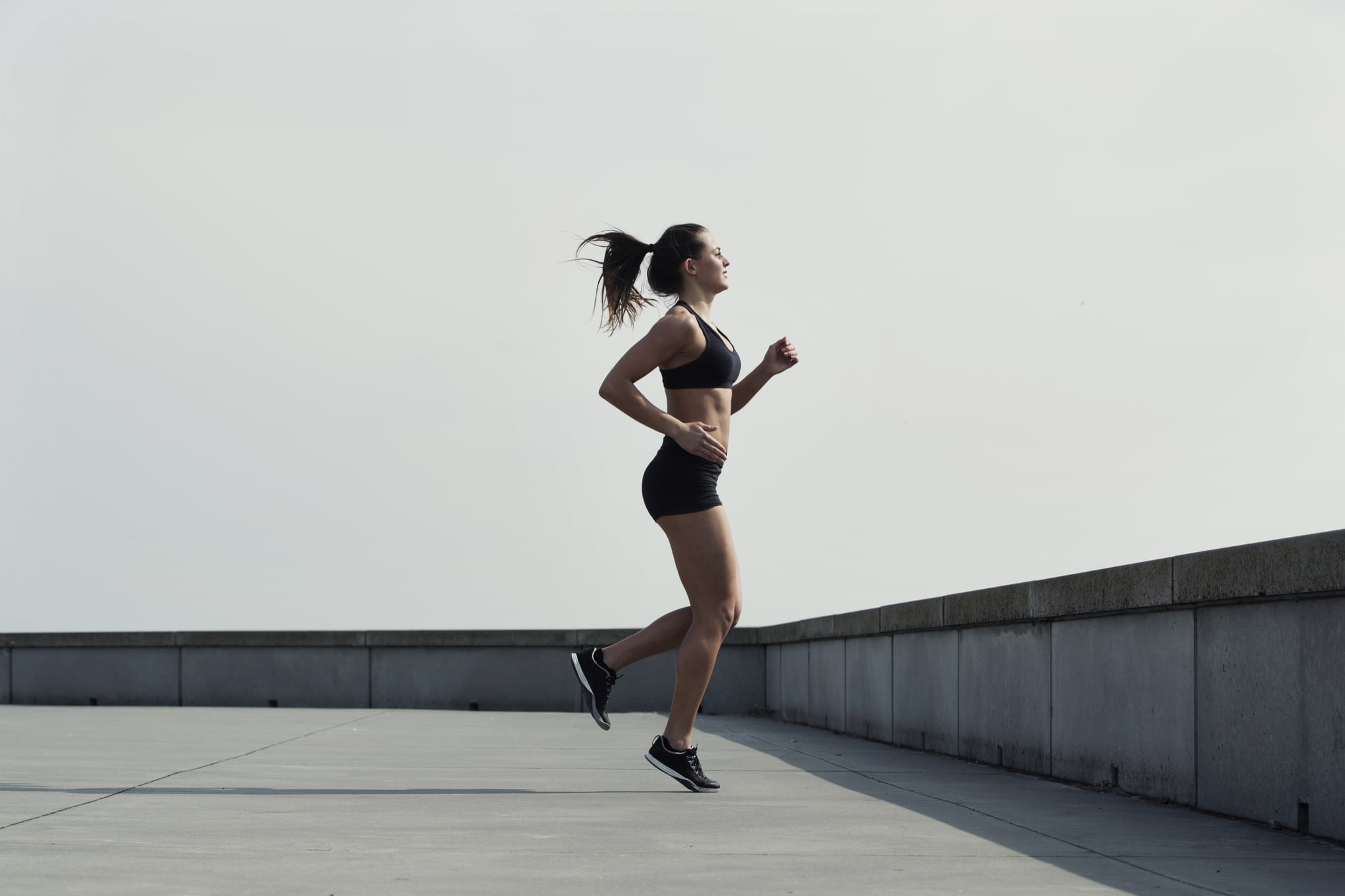 Yes, You Can Get Abs and See Results by Running — and an Expert Just Told Us How to Do It