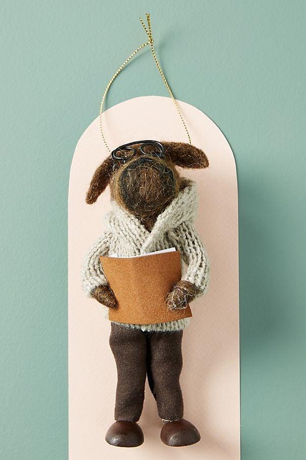 Canine Teacher Ornament