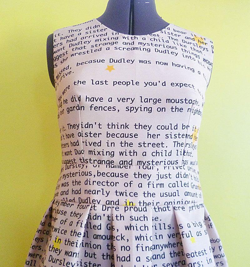 Harry Potter Dress