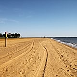 Maryland — Sandy Point State Park