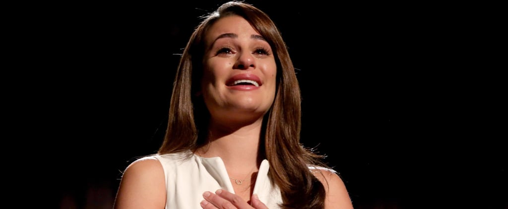 Lea Michele's Least Favourite Glee Songs