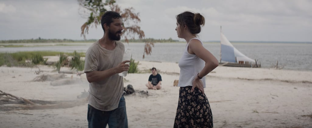 Shia LaBeouf and Dakota Johnson Peanut Butter Falcon Video
