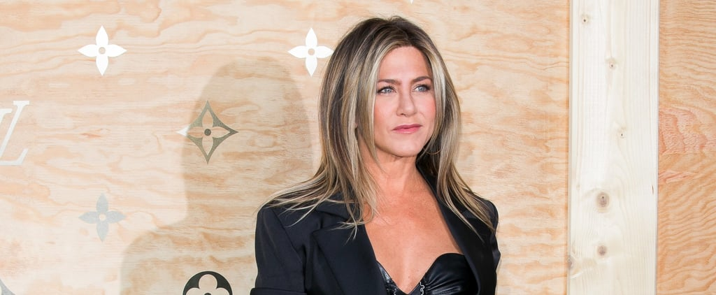 You Thought Jennifer Aniston Was a Shoe Girl, Until You Saw This Handbag
