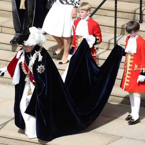 British Royal Family at the Garter Service 2018