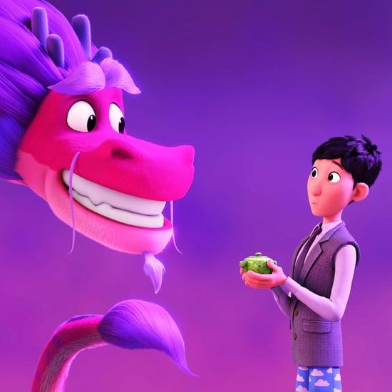 What Parents Should Know About Netflix's Movie Wish Dragon