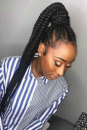 Best Ghana Braids Hairstyles