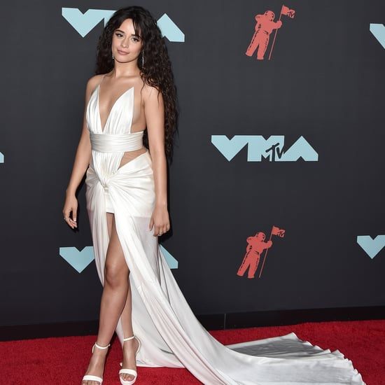 Camila Cabello MTV VMAs Getting Ready Video 2019