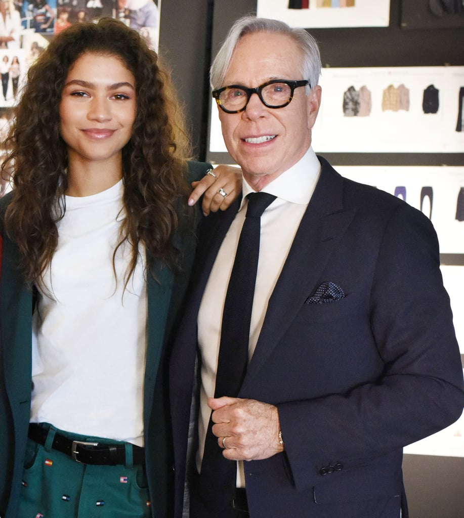 Zendaya and Tommy Hilfiger Collaborate For Spring 2019