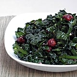 Pomegranate and Hazelnut Kale Salad