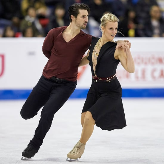 """""""Shallow"""" Ice Dancing Routine at Skate Canada 2019 