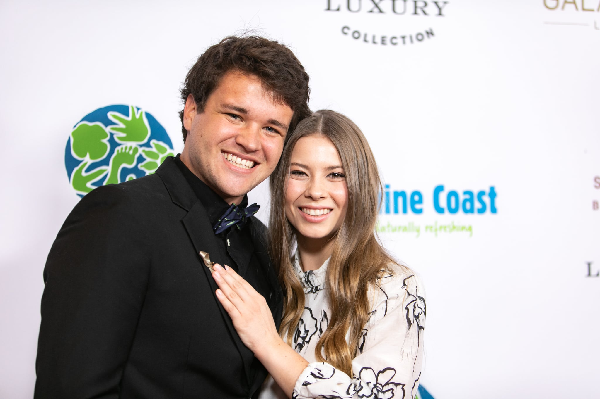 BEVERLY HILLS, CALIFORNIA - MAY 04: Chandler Powell and Bindi Irwin attend the Steve Irwin Gala Dinner at SLS Hotel on May 04, 2019 in Beverly Hills, California. (Photo by John Wolfsohn/Getty Images)