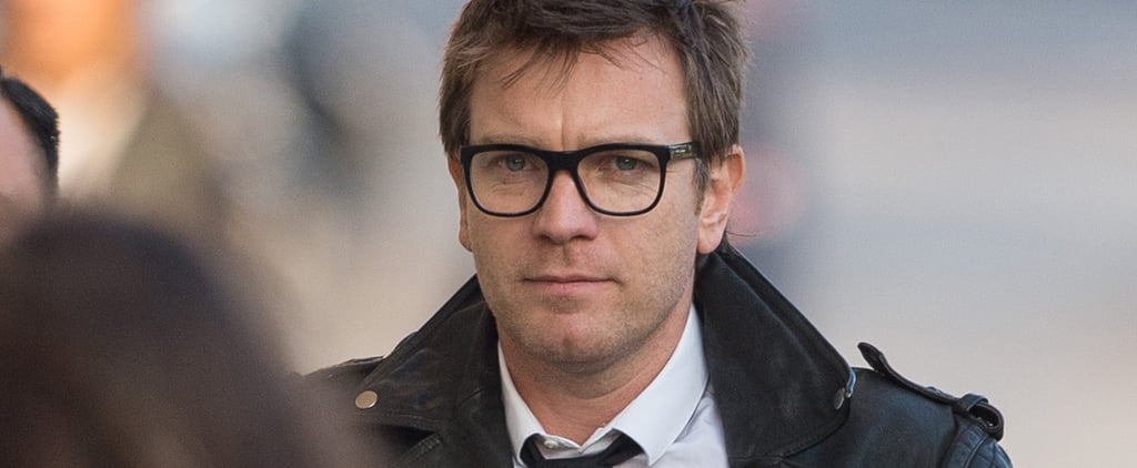 British Male Celebrities Wearing Glasses