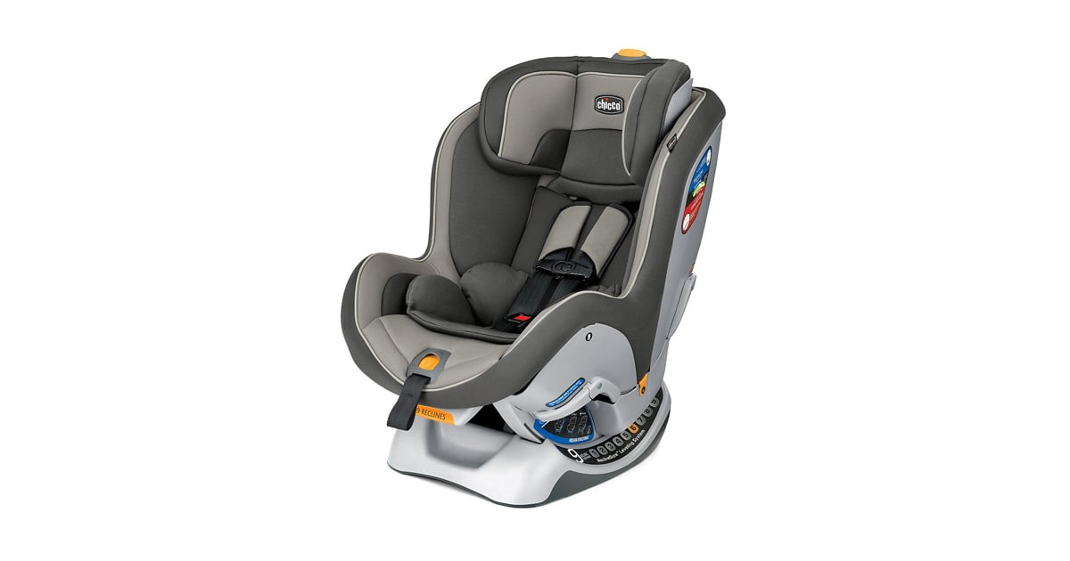 Chicco's New NextFit Convertible Car Seat Is a Game Changer When It Comes to Installation