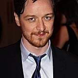 James McAvoy attends the Jameson Empire Awards in London.