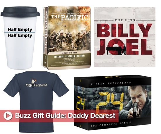 Entertainment Gifts For Dad 2010-11-03 08:30:00