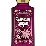 Raspberry Sugar Shower Gel