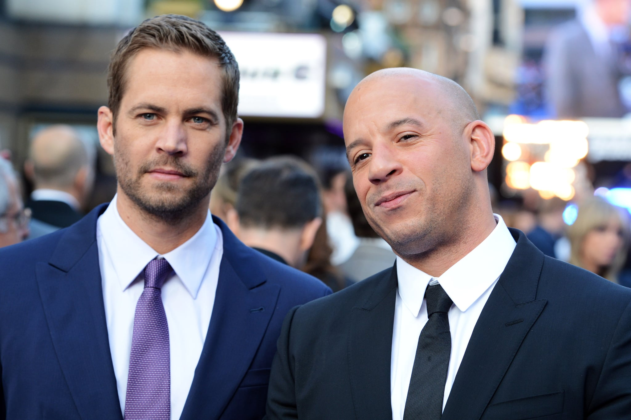 Vin Diesels Quotes About Paul Walker At Brazil Comic Con Popsugar