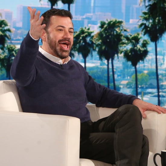 Jimmy Kimmel Talking About Matt Damon on Ellen February 2017