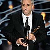 Best Director: Alfonso Cuarón