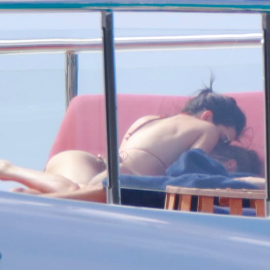 Kendall Jenner and Harry Styles Get Cozy on a Yacht