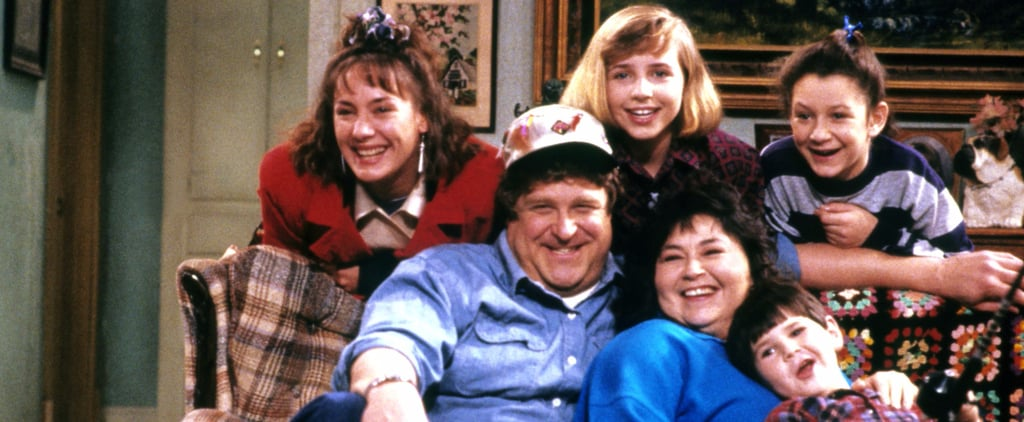 A Roseanne Reboot Is in the Works, Just Because