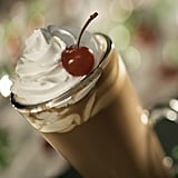Black Cherry Bourbon Hot Chocolate — Disney's Hollywood Studios
