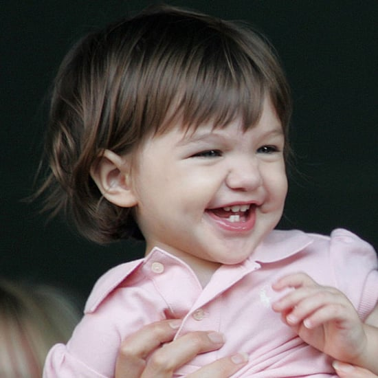 Cute Photos of Suri Cruise