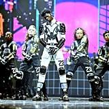 Lil Nas X at the 2019 MTV VMAs