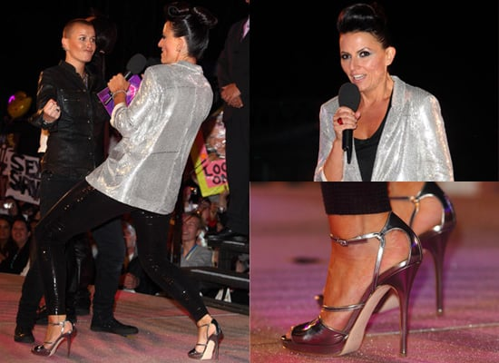 Celebrity Style: Davina McCall on Big Brother Final