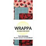 Wrappa Vegan Reusable Food Wraps Set ($37)
