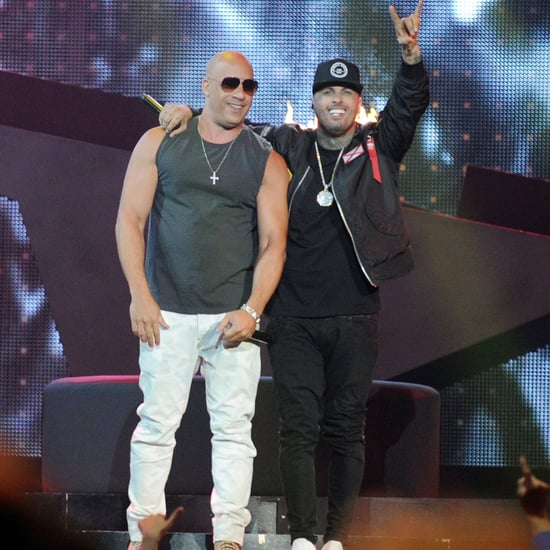 Vin Diesel Performing With Nicky Jam Video