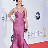 Emmys Red Carpet Dress Pictures 2012