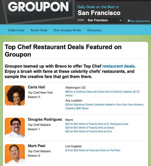 Groupon | POPSUGAR Smart Living