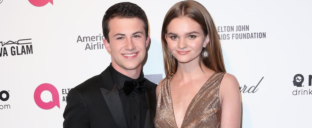 Dylan Minnette Fell For His Girlfriend While Playing Her Brother