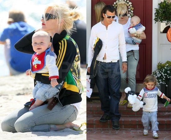 Kingston and Zuma Lead the Way For Family Beach Time