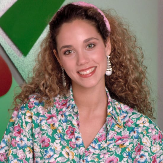 Elizabeth Berkley's Caffeine Pill Episode Saved by the Bell