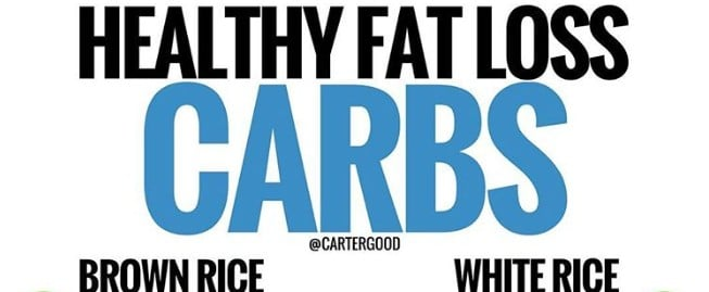 How to Eat White Carbs and Still Lose Weight