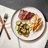 Steak and Parsnip Fries Recipe