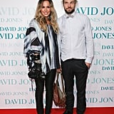 Pip Edwards at the David Jones Autumn Winter launch in 2008