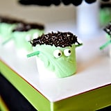 Frankenstein Marshmallows