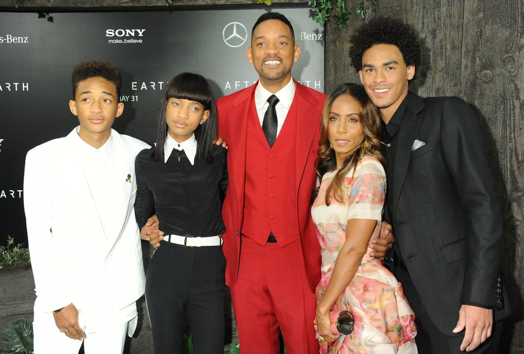 ¿Cuál creéis que es la altura ideal de un hombre? - Página 6 Smith-Trey-Jaden-Willow-Smith