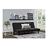 Futon Sofa in Black