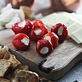 Peppadew Peppers Stuffed With Whipped Feta Cheese