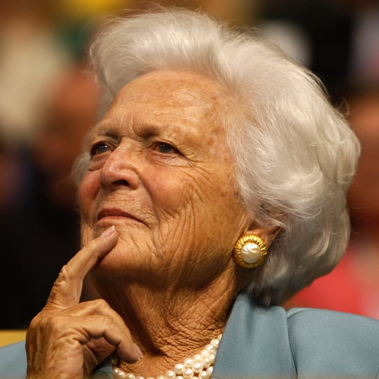 Barbara Bush Dead at Age 92 April 2018