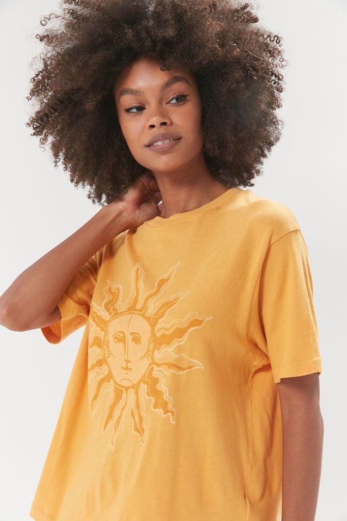Urban Outfitters Tonal Sun Tee