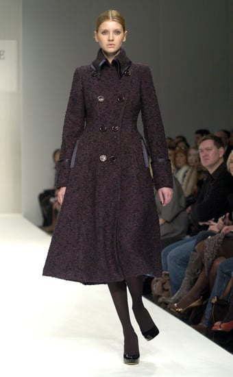 London Fashion Week: Paul Costelloe Fall Winter 2008 Photos
