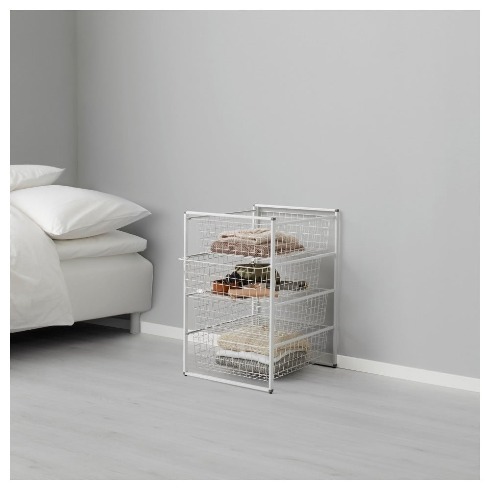 Ikea Frame and Wire Baskets