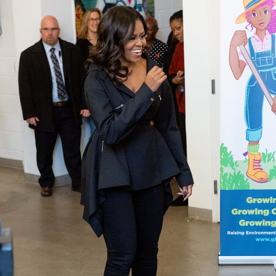 Michelle Obama Jeans Style